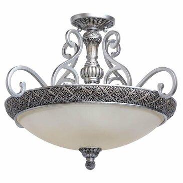Потолочный светильник Chiaro Версаче 254011004.