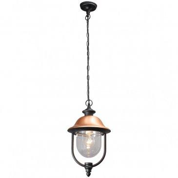 Уличный подвесной светильник MW-Light Дубай 805010401.