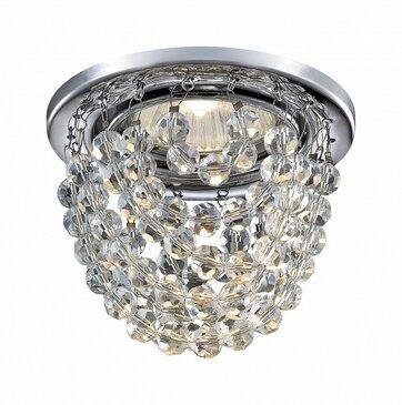 Точечный встраиваемый светильник Novotech Jinni 369778.