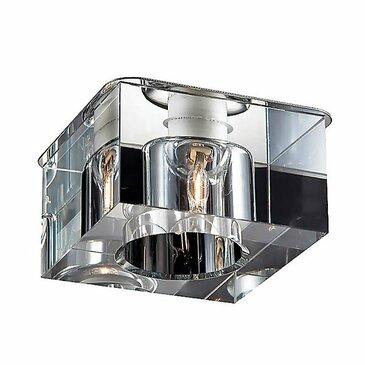 Точечный встраиваемый светильник Novotech Cubic 369298.
