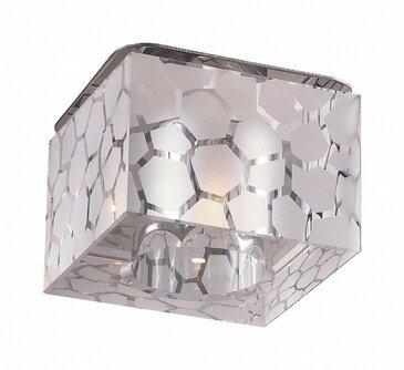 Точечный встраиваемый светильник Novotech Cubic 369425.