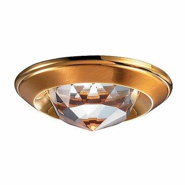 Точечный встраиваемый светильник Novotech Glam 369428.
