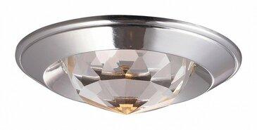 Точечный встраиваемый светильник Novotech Glam 369427.