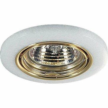 Точечный встраиваемый светильник Novotech Stone 369278.