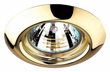 Точечный встраиваемый светильник Novotech Tor 369113.