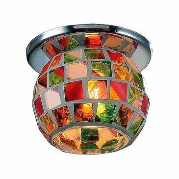 Точечный встраиваемый светильник Novotech Vitrage 369464.