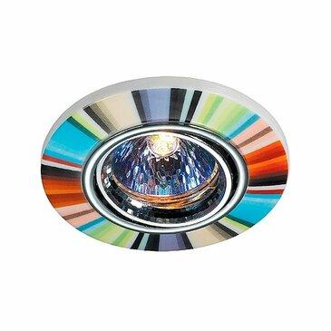 Точечный встраиваемый светильник Novotech Ceramic 369552.